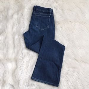 Banana Republic Urban Boot Cut Blue Jeans Sz 8